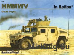 HMMWV in Action (Squadron Signal 2043)