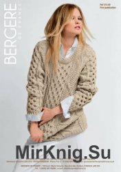 Bergere de France Irish Knit Sweaters