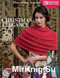Knitting Christmas Elegance December 2013