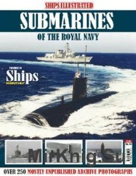 Submarines of the Royal Navy (Ships Illustrated)
