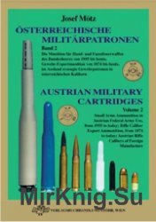 Austrian Military Cartridges vol.2