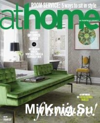 Athome - May/June 2016