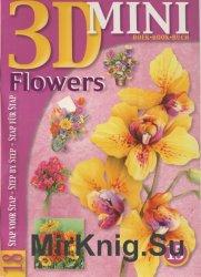 3D Mini - Flowers