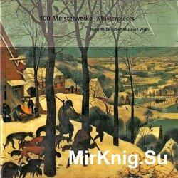 100 Meisterwerke. Masterpieces. Kunsthistorisches Museum Wien