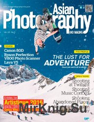 Asian Photography May 2016