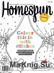 Homespun - May 2016