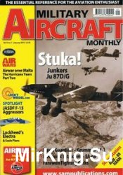 Military Aircraft Monthly 2010-01