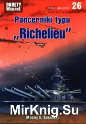 Pancerniki typu Richelieu - Okrety Wojenne Specjalne №26