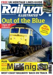 Railways Illustrated 2016-06