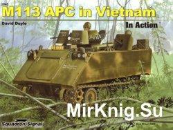 M113 APC in Vietnam in Action (Squadron Signal 2045)