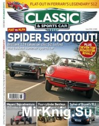 Classic & Sports Car - June 2016 (UK)