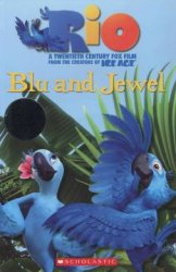 Rio: Blu and Jewel (Popcorn ELT Readers Starter, Level 1)