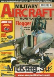 Military Aircraft Monthly International 2010-10