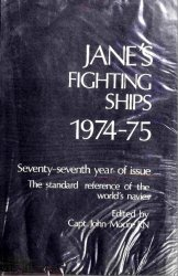 Jane's Fighting Ships 1974-75