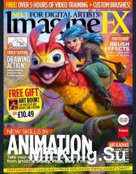 ImagineFX  № 8, 2015