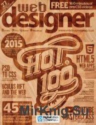 Web Designer - № 231, 2015