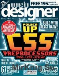 Web Designer - № 236, 2015