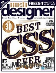 Web Designer - № 240, 2015