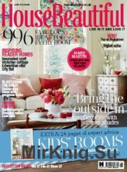 House Beautiful - June 2016 (UK)