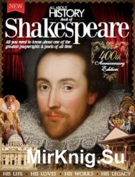 Book of Shakespeare 2rd Edition (All About History 2016)