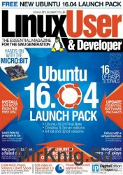 Linux User & Developer №165, 2016