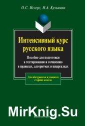 Интенсивный курс русского языка. Пособие для подготовки к тестированию и со ...