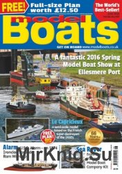 Model Boats 2016-06