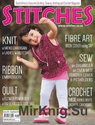 Stitches - issue 46 August / September 2015