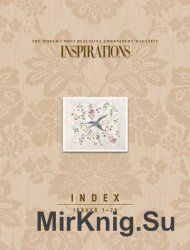 Inspirations Index issues 1 to 75 2013