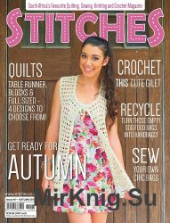 Stitches - issue 44 Autumn 2015