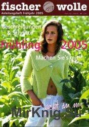Fischer Wolle Anleitungsheft №10616 2005