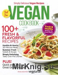 Vegetarian Times - Best Ever VEGAN COOK BOOK