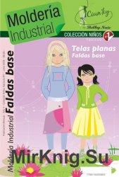 Molderia industrial Coleccion ninos No.1-9