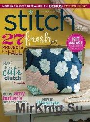 Stitch - Fall 2015
