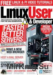 Linux User & Developer - № 153, 2015