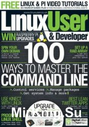 Linux User & Developer - № 154, 2015
