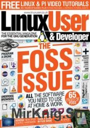 Linux User & Developer - № 156, 2015