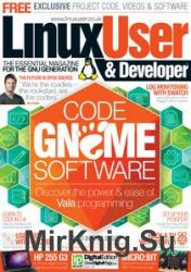 Linux User & Developer - № 158, 2015