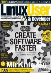 Linux User & Developer - № 159, 2015