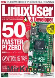 Linux User & Developer - № 160, 2015