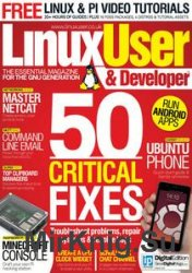 Linux User & Developer - № 152, 2015