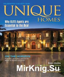 Unique Homes - Spring 2016