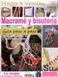 Haga & Venda Macrame y bisuteria No.26