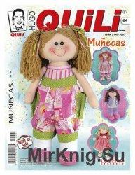 Quili Munecas No.64