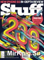 Stuff (UK) № 11, 2015
