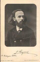 Литературные очерки (1883-1886)