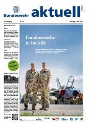 Bundeswehr aktuell №18 от 09.05.2016