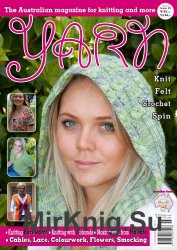 Yarn Magazine Issue 25