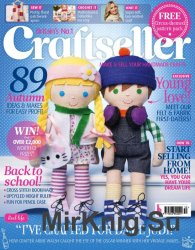Craftseller Issue 53 - September 2015