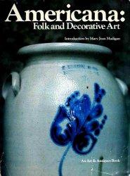 Americana: Folk and Decorative Art